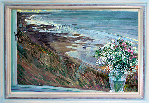 'BRIDESMAID'S POSY: WINTER AFTERNOON, SALTBURN'