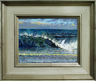 'WAVE: DECEMBER AT SALTBURN'