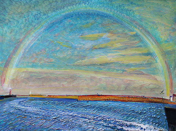 WHITBY, NEW YEAR'S DAY