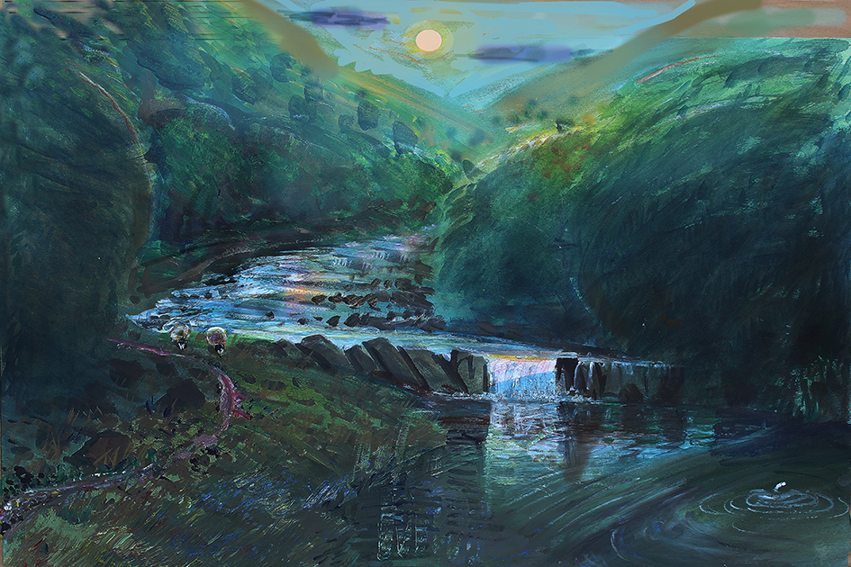 'BARDALE BECK, SUMMER NIGHT'