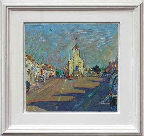 ''FIVE-TO-FIVE:LAUDER TOWN HALL, MAY AFTERNOON''