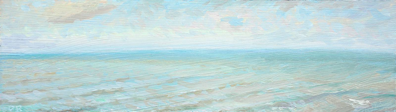 'SPRING DUSK OFF FLAMBOROUGH HEAD'