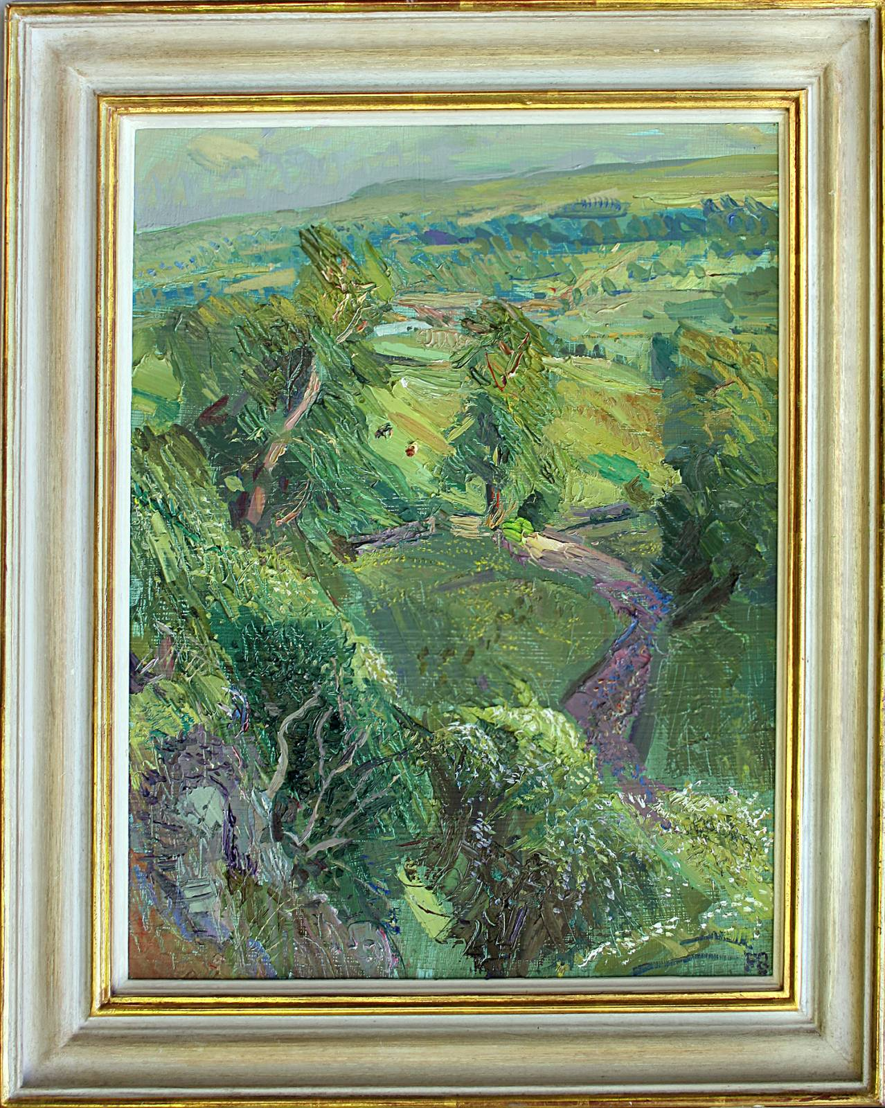 TOWARDS THE URE: JULY EVENING