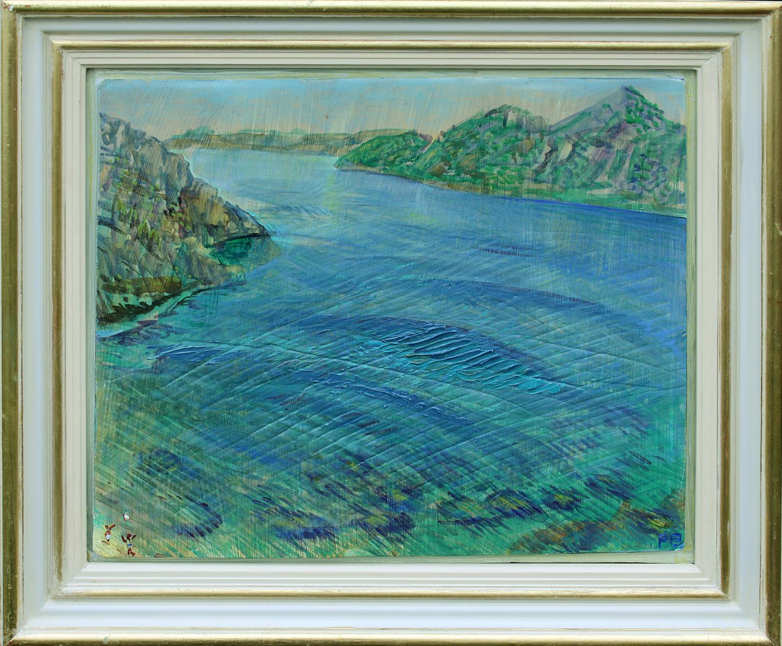 ''WIND RIPPLES, S-WEST TURKEY'' small version
