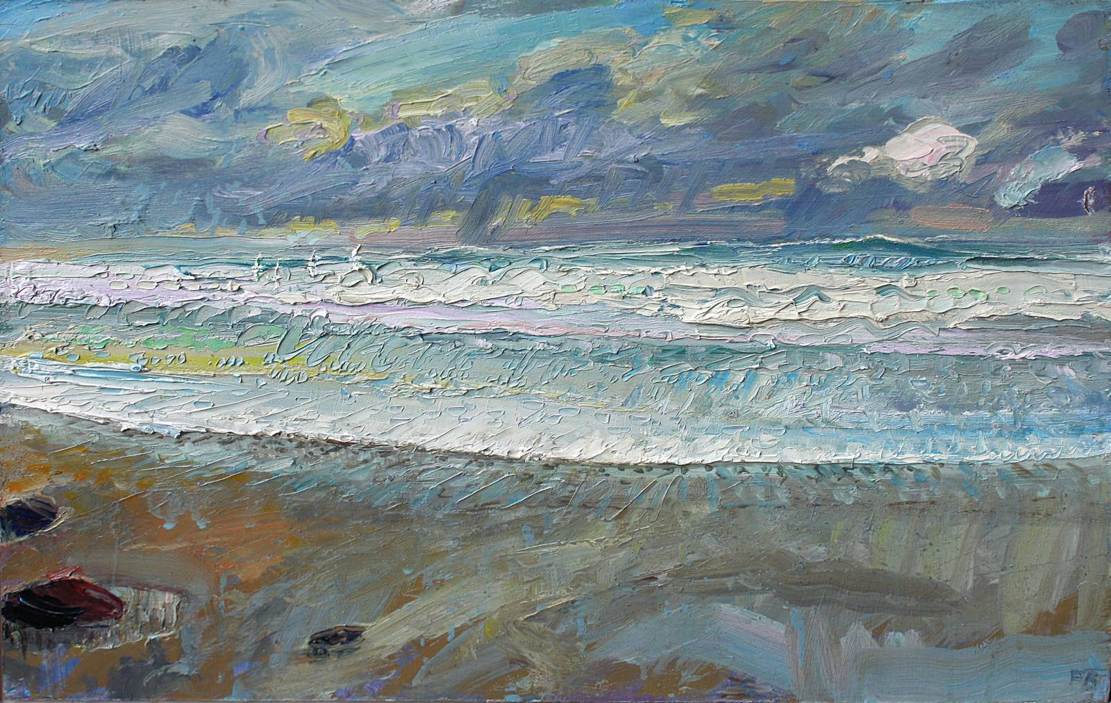 'VIOLENT WINTER STORM: WHITBY'